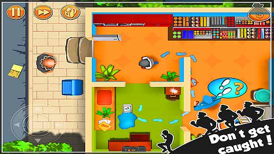 Robbery Bob Mod Apk For Android