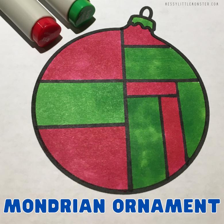 ornament template