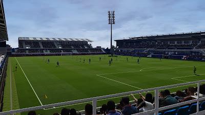 PES 2020 Stadium Estadio El Alcoraz