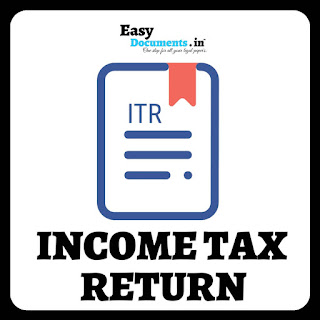INCOMETAX RETURN
