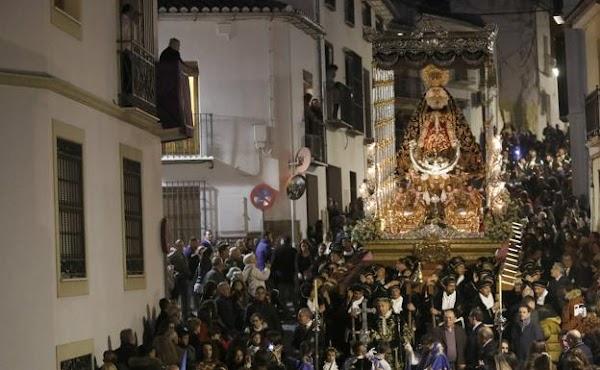 La Cofradía del Socorro de Antequera saldrá en procesión extraordinaria por su 400 aniversario