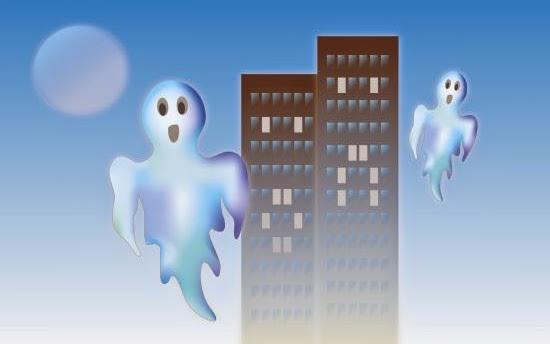 O tym, jak potrafią straszyć duchy... firmowe - Czytaj więcej »