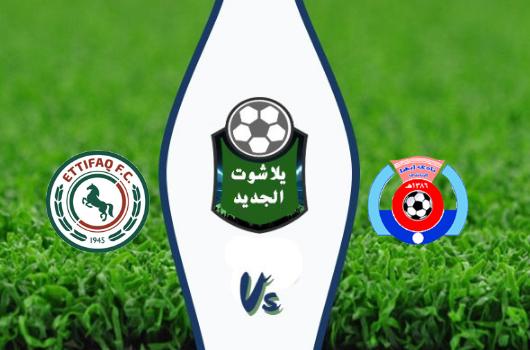 نتيجة مباراة أبها والإتفاق بتاريخ 26-09-2019 الدوري السعودي