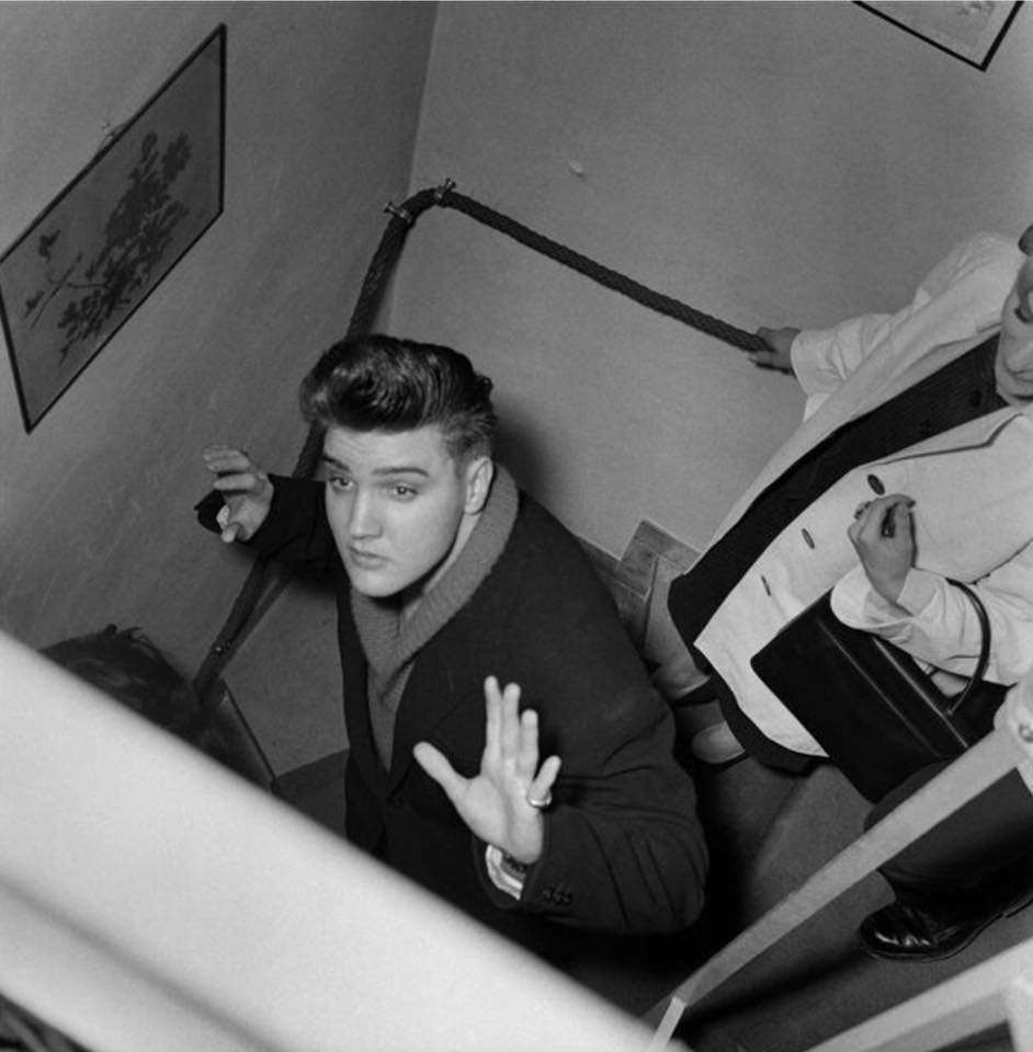 Favorite Let´s Keep the 50´s Spirit Alive!: Elvis with Irene Mann at the  EY61