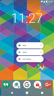 Nova Launcher - screenshot 1