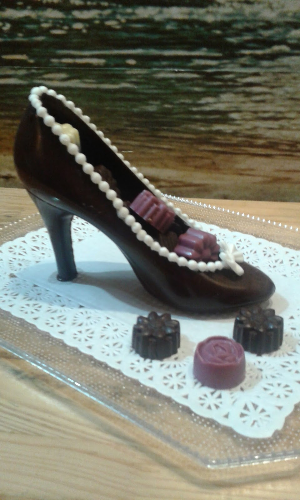 Cupcakes tenerife zapato de chocolate - Cupcakes tenerife ...