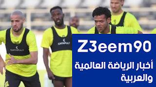 اتحاد جدة يؤكد جاهزية ثلاثي لمباراة العين من بطولة دوري كأس الأمير محمد بن سلمان للمحترفين