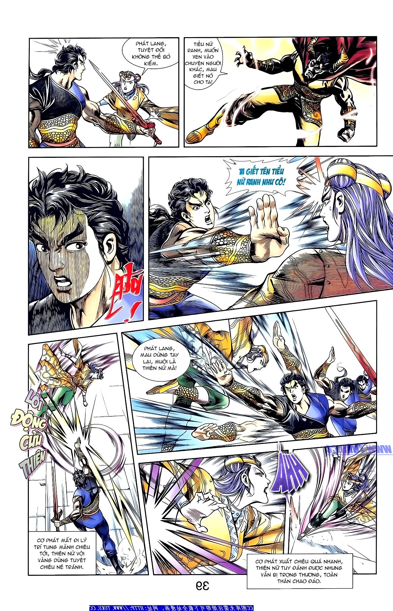Cơ Phát Khai Chu Bản chapter 153 trang 23