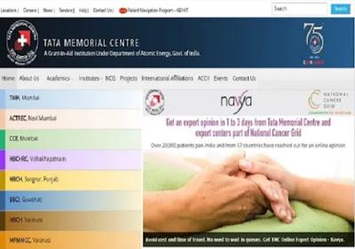 TMC Sarkri Naukri Recruitment 2020 for Clerical Staff, Nurse, Sweeper and Other Posts for COVID-19 in Tata Memorial Hospital | Sarkari Jobs Adda