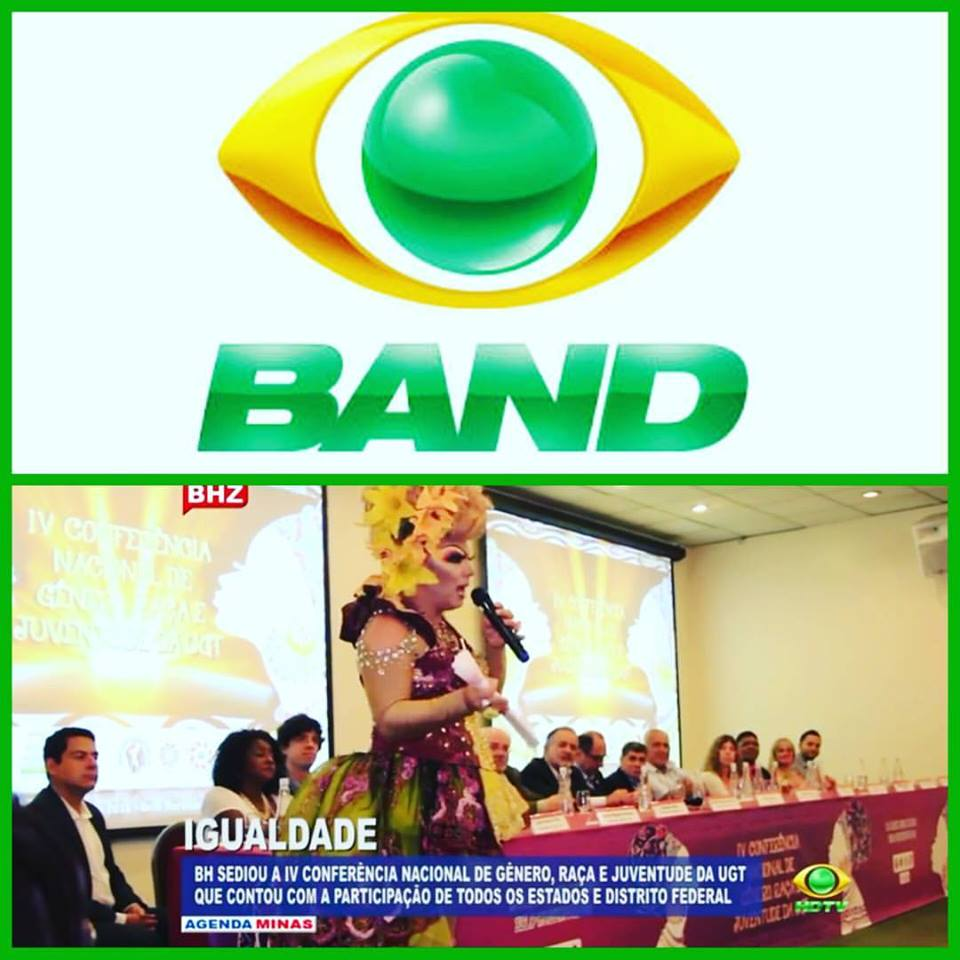 Drag Queen Tchaka Band Minas Programa Agenda Minas Drag