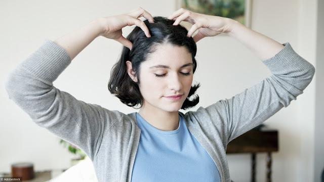 automassage cheveux