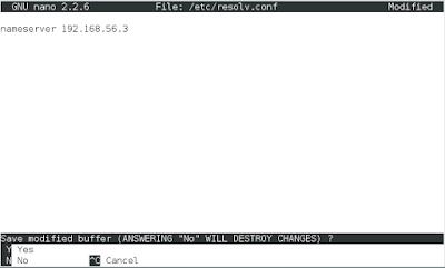 Konfigurasi DNS Server Debian 8 (5)