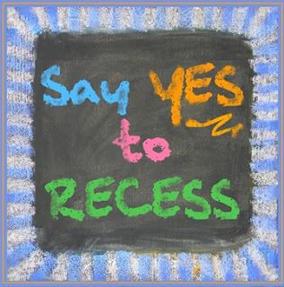 Say yes to recess! Source unknown.