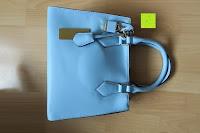 ausgepackt: Veevan Damen Elegante Top-Handle Schultertasche Handtaschen (Blau)