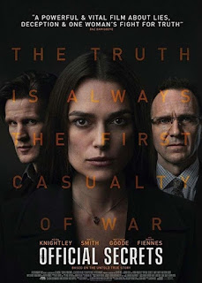 Official Secrets 2019 English Download 720p WEBRip