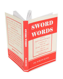 Nairobi Christian Bookshop for SWORD WORDS