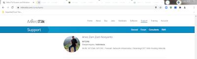 Profilku Consultant Mikrotik