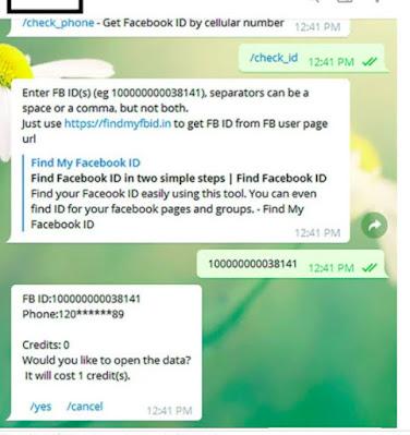 Data Pengguna Facebook Kembali di Perjual Belikan
