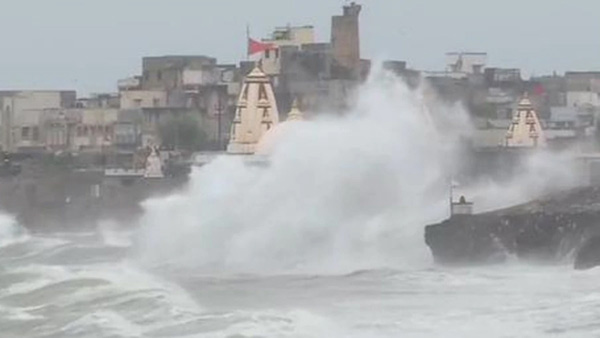 Cyclone Vayu LIVE updates: 'Very severe' storm deviates; heavy rain, strong winds still expected, News, Cyclone, Trending, Warning, Protection, Threatened, Railway, Flight, Cancelled, National