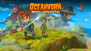 Oceanhorn Apk data Full Mod unlocked