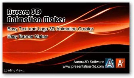 Aurora 3D Animation Maker 12 01+ Crack
