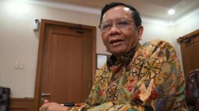 DPR Heran, Apa yang Disampaikan Mahfud Tidak Sesuai dengan Keputusan Jokowi