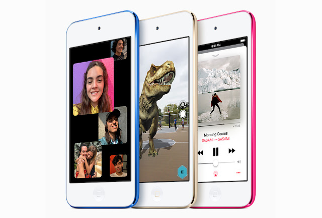 New iPod touch delivers even greater performance