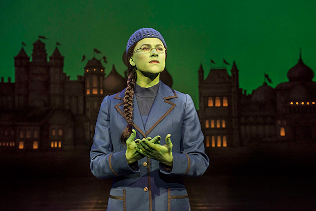 Wicked The Musical Tour Photo - Matt Crockett