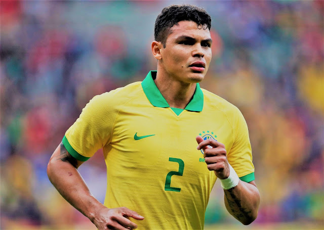 Sports: Lionel Messi Is Criticized By Thiago Silva For Shutting Brazil Coach