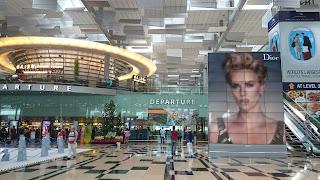 Changi Terminal 3 Singapore