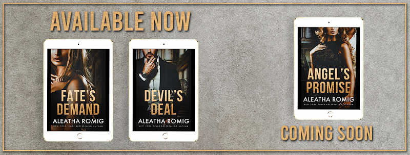 Release Blitz: Devil's Deal by Aleatha Romig
