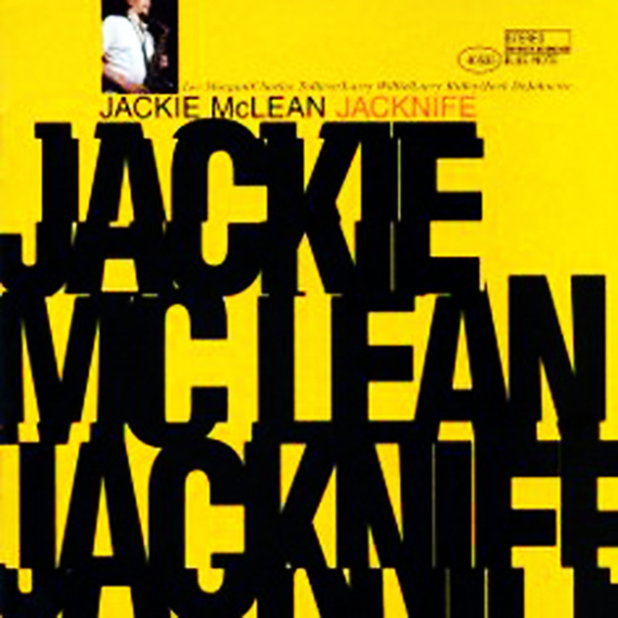 jackie mclean jazz music cover