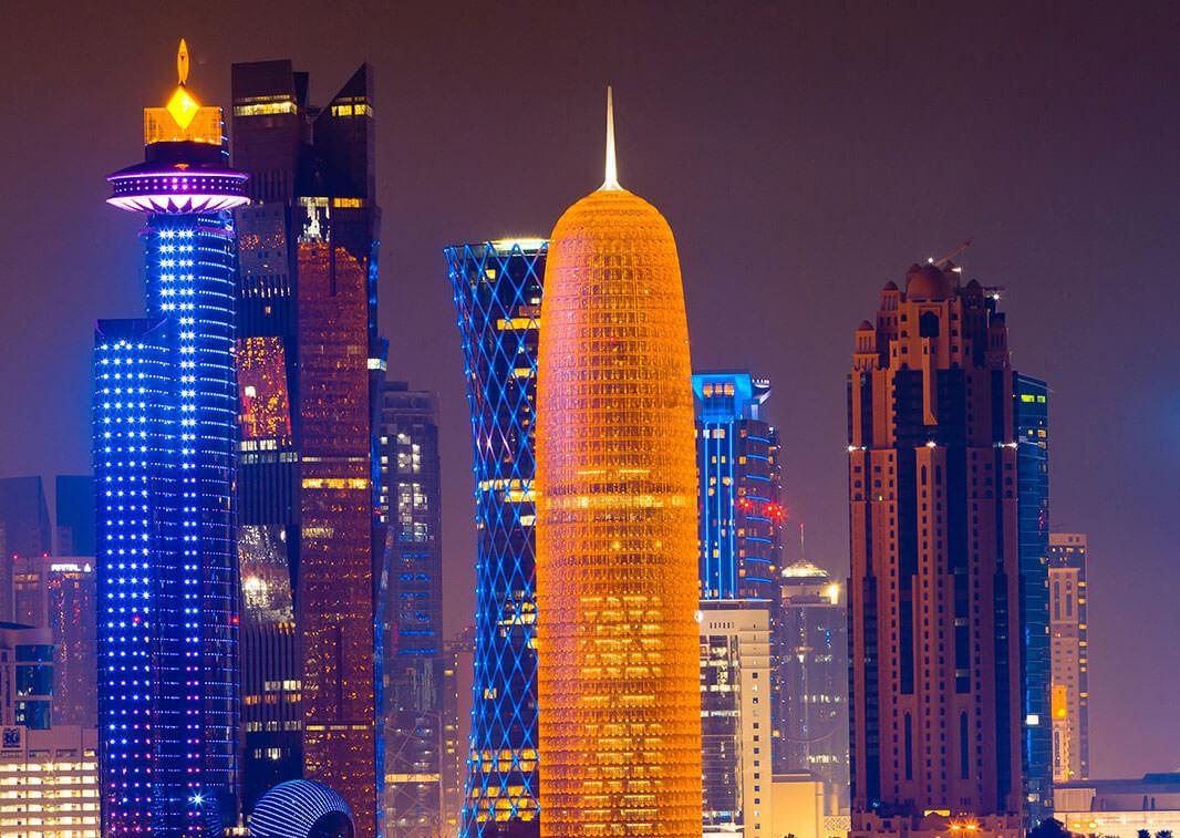 قطر تأسف لفشل مجلس الأمن في إبطال قرار واشنطن اعتبار القدس عاصمة لإسرائيل