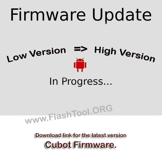 Download Cubot Firmware