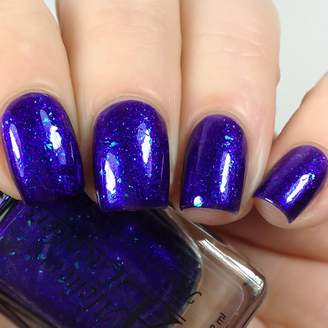 Alchemy Lacquers-Himalayan Monal