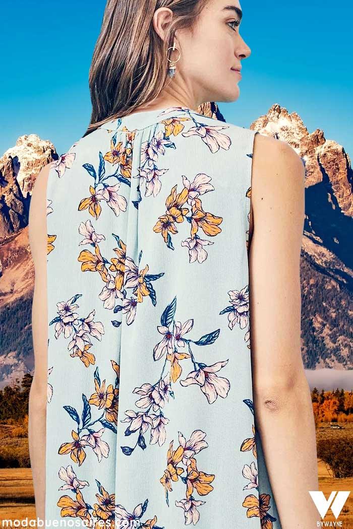 blusas invierno 2021 ropa de moda mujer