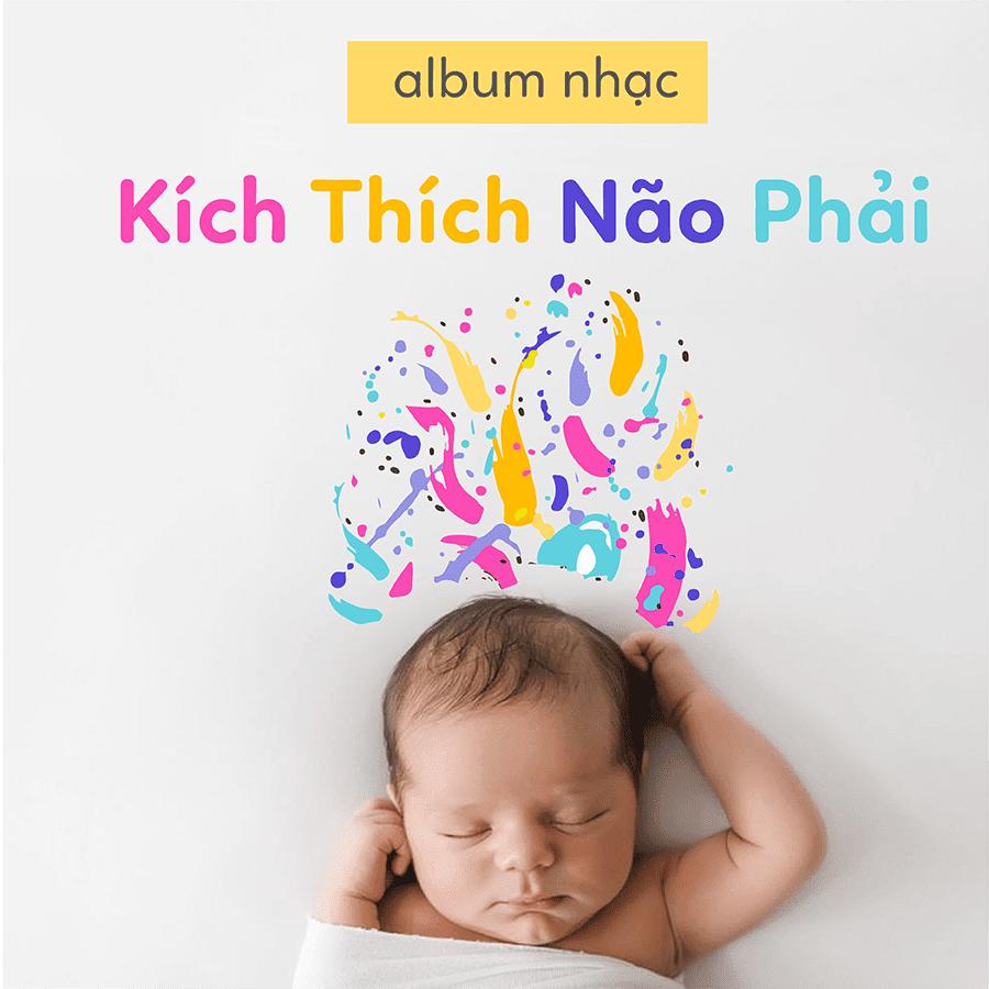 Album nhạc thai giáo giúp Mẹ thư giãn, Con thông minh
