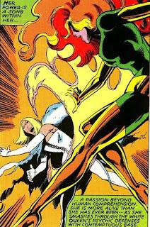 "Reseña de "" 100% Marvel HC. La Imposible Patrulla-X: La saga de Fénix Oscura "" de Chris Claremont y John Byrne - Panini Comics"