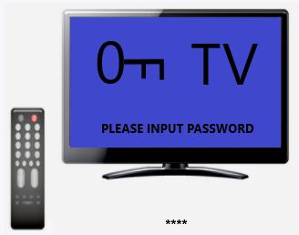 Cara Membuka TV Sharp Yang Terkunci Tanpa Remote