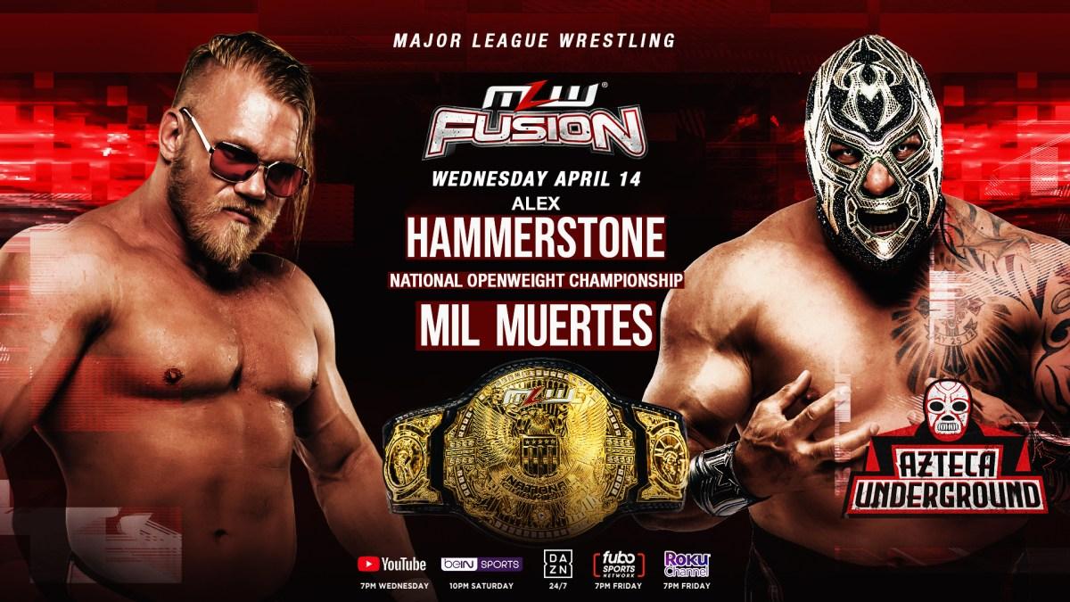 Cobertura: MLW Fusion (14/04/2021) – O verdadeiro campeão!
