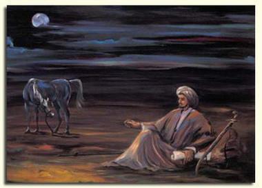قصة عمرو بن كلثوم بن مالك بن عتّاب