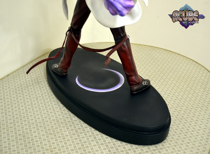 Iori Yagami statue from King of Fighter's 94 by Acube Art Studiosphoto