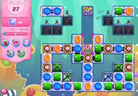 Candy Crush Saga level 4221