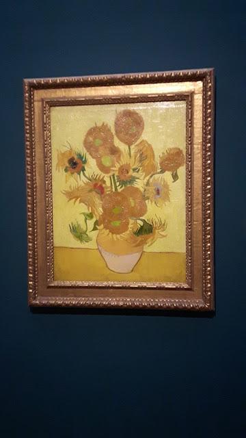 Sonnenblumen von Van Gogh