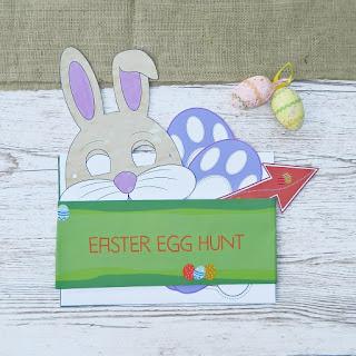 Maps international egg hunt