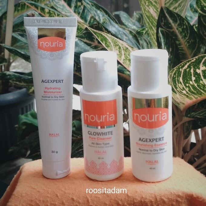 Nouria Skincare [REVIEW]