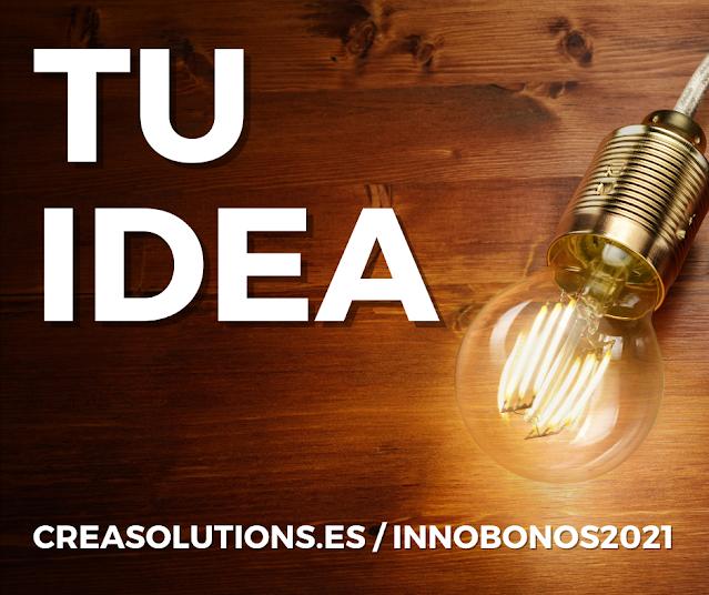 Innobonos 2021 Crea Solutions