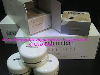 Meiko Cosmetic - Naturactor Face Cover