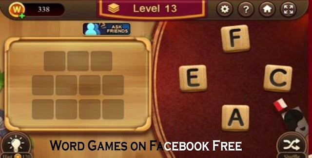 How To Access Word Games on Facebook Free – Play Games on Facebook | Facebook Account