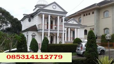Villa Kubah Istana Bunga Lembang